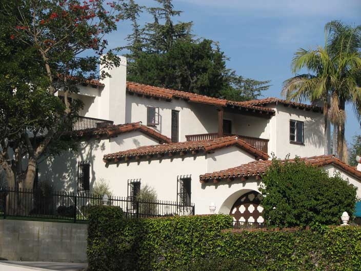 Clifford E. Clinton Residence, Los Angeles Historic Cultural Monument #997