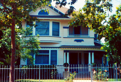 G.W.E. Griffith House