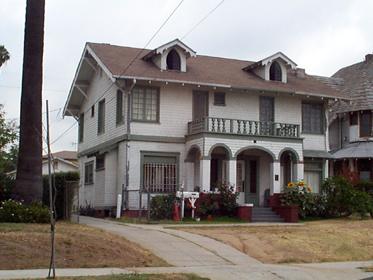 J. E. Maxwell Residence