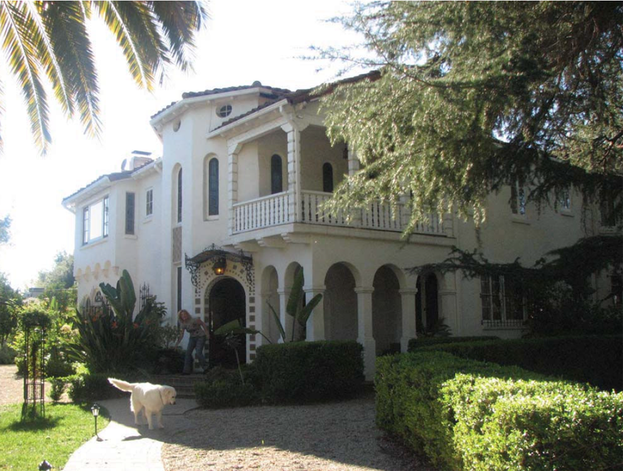 Acacia Mansion