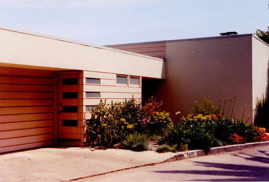 Amsalem A. Ernst House