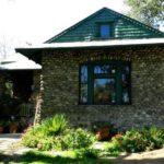 Arroyo Stone House and Arroyo Stone Wall