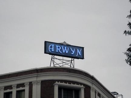 Arwyn Manor Neon