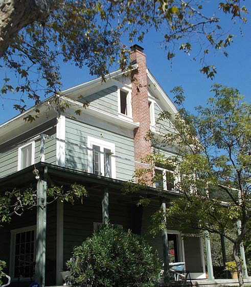 Blumer Farmhouse