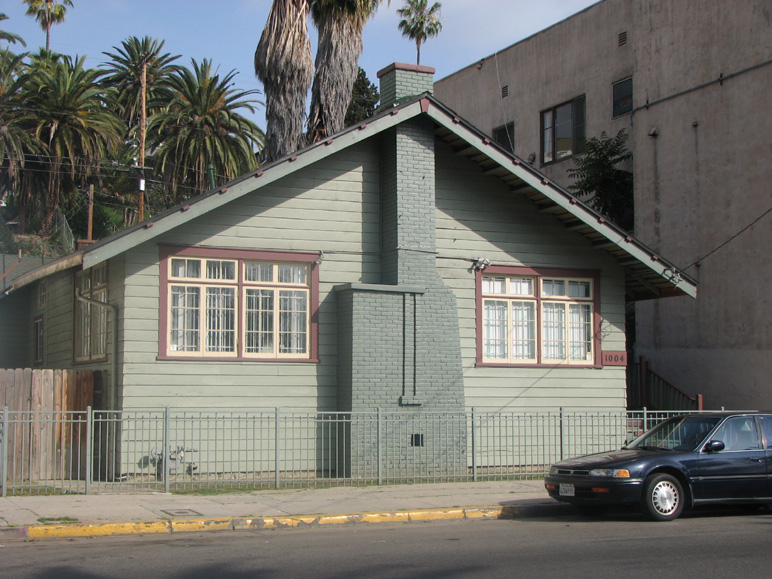 Original Echo Park Clubhouse