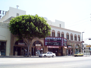 Highland Theatre Building