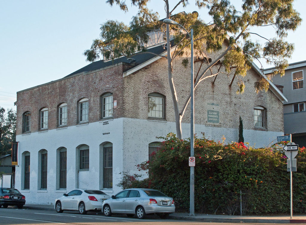 Los Angeles Railway Huron Substation