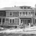 A. H. Judson Estate (Site of - Demolished in 1992)
