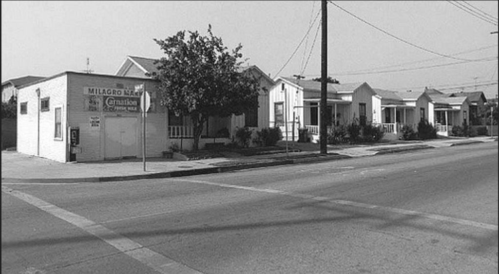 Albion Cottages and Milagro Market
