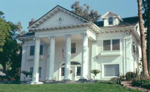 Nickel-Leong Mansion