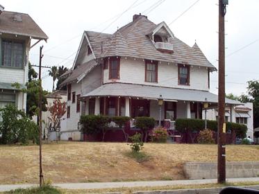 Reverend Williel Thomson Residence