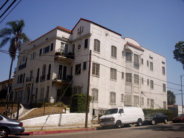 San Marino Villas (Site of - Illegally Demolished in 2014)