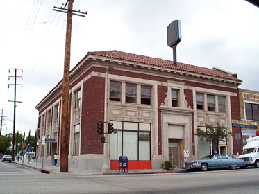 Security Trust and Savings Bank (Highland Park Branch)