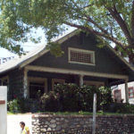William U. Smith House and Arroyo Stone Wall