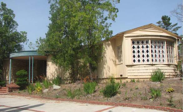 T. R. Craig Residence (Peppergate Ranch)