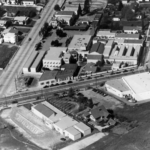 Site of Walt Disney Studios