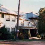George W. Wilson Estate (Site of - Destroyed by Fire on December 14, 1989)